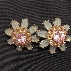 Flower Star Earrings